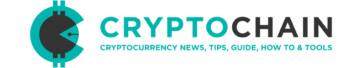 CryptoChain - Cryptocurrency News, Tips, Guide, How to & Tools logo